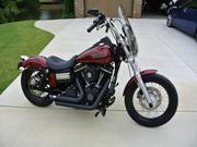 2010 Harley-Davidson Dyna Street Bob (FXDB)